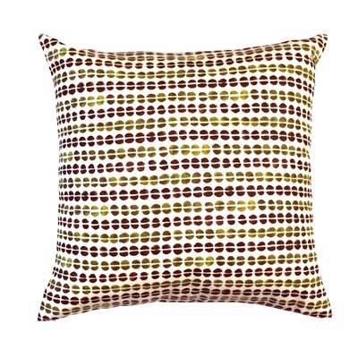 Little Beans Throw Pillow