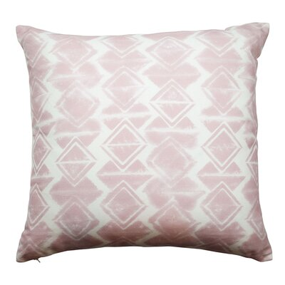 Wild Totem Throw Pillow Color: Dusty Rose