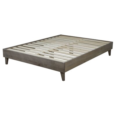 Nieto Platform Bed Frame Size: California King