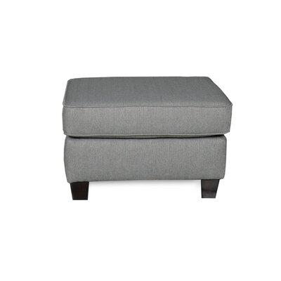 Corning Ottoman Upholstery: Heritage Gray