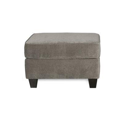 Corning Ottoman Upholstery: Fusion Platinum
