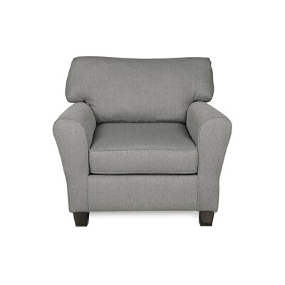 Corning Armchair Upholstery: Heritage Gray