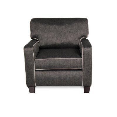Fawnridge Armchair Upholstery: Charcoal