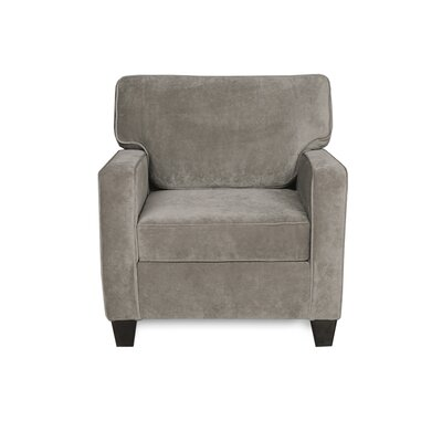 Fawnridge Armchair Upholstery: Fusion Platinum