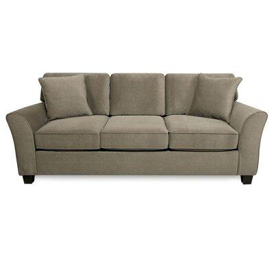 Parramore Standard Sofa Upholstery: Caress Smoke