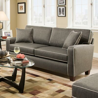 Pinetree Standard Love Seat with Pillow