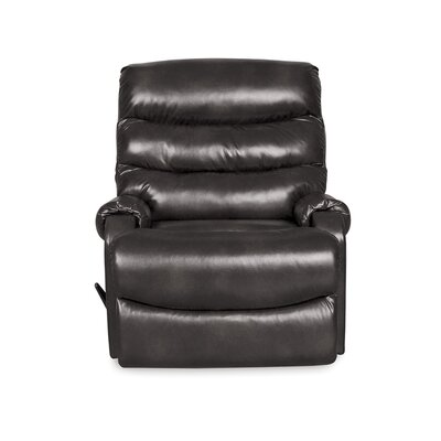 Sidd Handle/Lever Rocker Recliner Upholstery: Slate