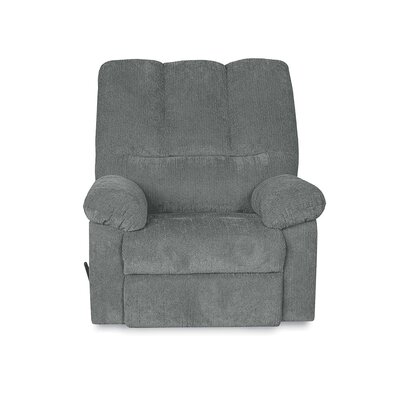 Juhi Handle/Lever Rocker Recliner Upholstery: Blue