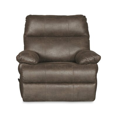 Payal Handle/Lever Rocker Recliner Upholstery: Brown
