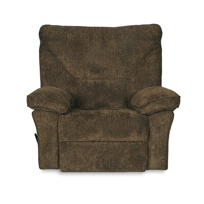 Reshmi Handle/Lever Rocker Recliner Upholstery: Tan