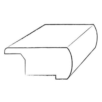 Furniture-0.56 x 84 Overlap Stair Nose
