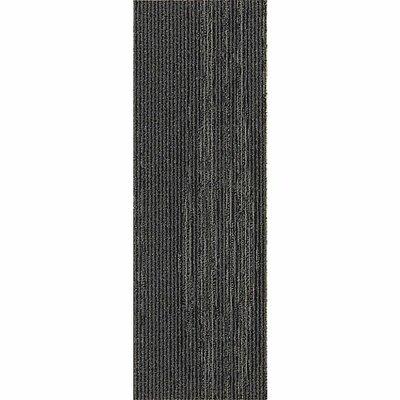 Brunswick 12 x 36 Carpet Tile in Daring Drift