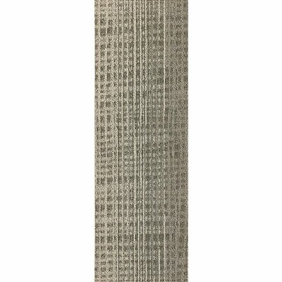 Rumney 12 x 36 Carpet Tile in Hound
