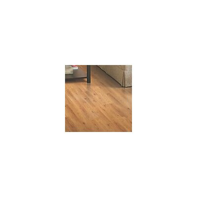 Fieldview Plus 8 x 47 x 7.14mm Oak Laminate Flooring in Golden