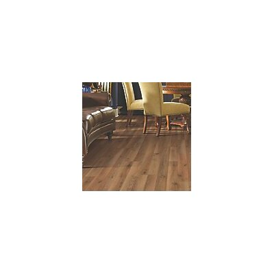 Fieldview Plus 8 x 47 x 7.14mm Oak Laminate Flooring in Brown