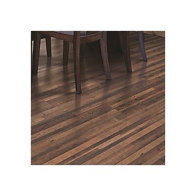 Hanbridge 5.25 x 47.25 x 11.93mm Maple Laminate Flooring in Dark Brown