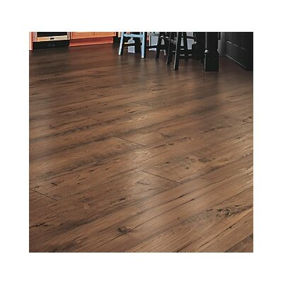 Rugged Vision 7.5 x 54.34 x 11.93mm Chestnut Laminate Flooring in Honey