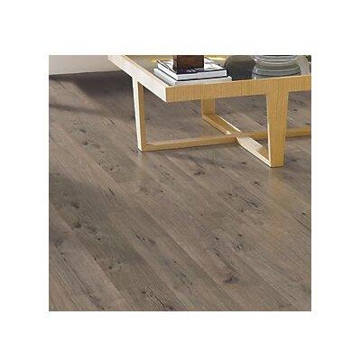 Cabrini 8 x 47 x 7.14mm Oak Laminate Flooring in Brown