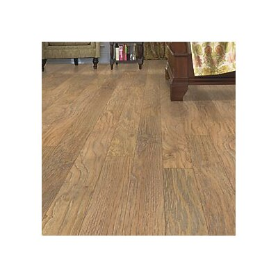 Barfield 4.87 x 47.25 x 7.87mm Hickory Laminate Flooring in Brown