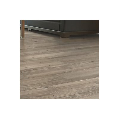 Copeland 8 x 47 x 7.87mm Oak Laminate Flooring in Gray