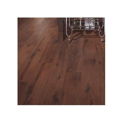 Copeland 8 x 47 x 7.87mm Hickory Laminate Flooring in Brown