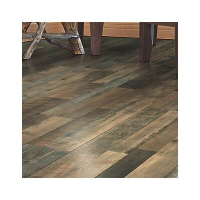 Cashe Hills 8 x 47 x 7.87mm Oak Laminate Flooring in Gray