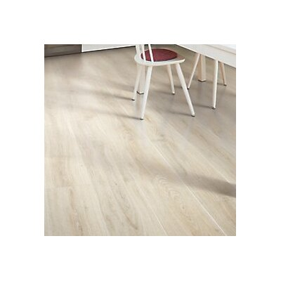 Rugged Vision 7.5 x 54.34 x 11.93mm Oak Laminate Flooring in Cream