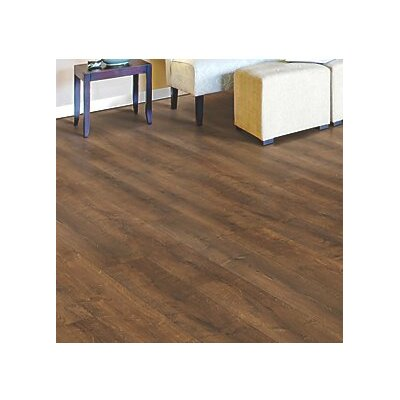 Cabrini 8 x 47 x 7.14mm Oak Laminate in Brown