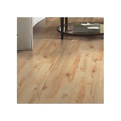 Hanbridge 5.25 x 47.25 x 11.93mm Maple Laminate Flooring in Honey