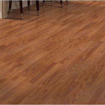 Genova 6 x 54 x 8mm Oak Laminate Flooring in Sierra Red Oak
