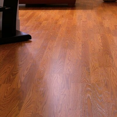 Genova 6 x 54 x 8mm Oak Laminate Flooring in Cinnamon Oak