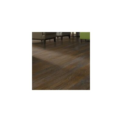 Barfield 5 x 47 x 8mm Hickory Laminate Flooring in Bourbon Hickory