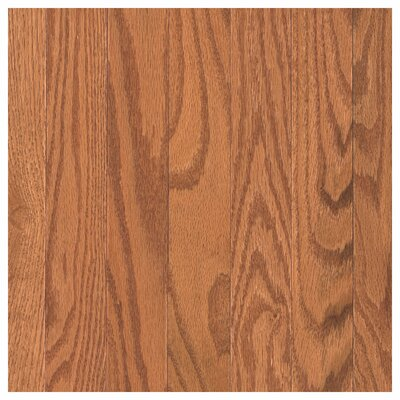 Barletta 2-1/4 Solid Oak Hardwood Flooring in Butterscotch