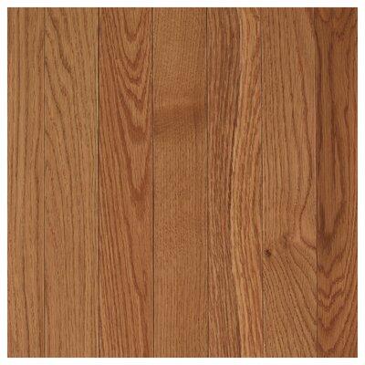Barletta 2-1/4 Solid Oak Hardwood Flooring in Golden