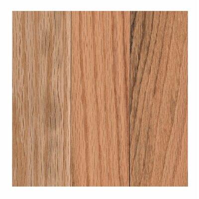 Walbrooke 2-1/4 Solid Oak Hardwood Flooring in Red Natural