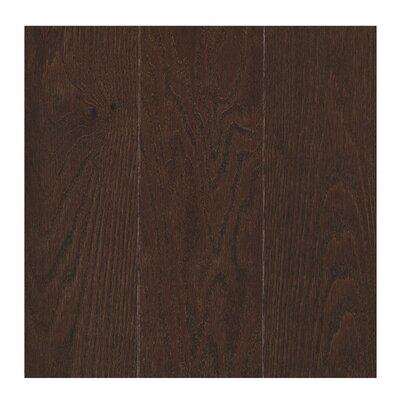 Randhurst SWF 5 Solid Oak Hardwood Flooring in Chocolate
