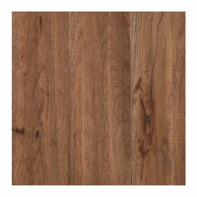 Solandra 5 Solid Oak Hardwood Flooring in Tanned Hickory