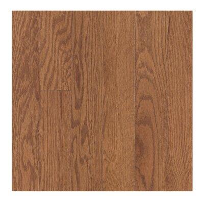 Randhurst SWF 3-1/4 Solid Oak Hardwood Flooring in Saddle