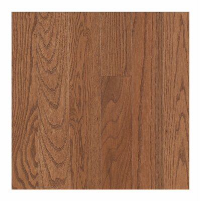 Randhurst SWF 3-1/4 Solid Oak Hardwood Flooring in Gunstock