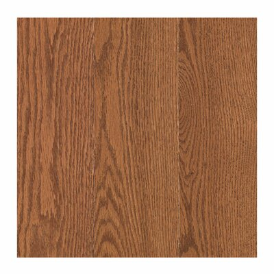 Randhurst SWF 5 Solid Oak Hardwood Flooring in Gunstock