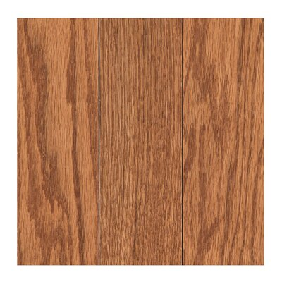 Walbrooke 2-1/4 Solid Oak Hardwood Flooring in Rich Gunstock
