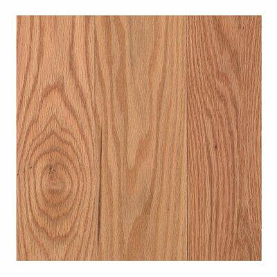 Brandon Dune 5 Solid Oak Hardwood Flooring in Red Natural