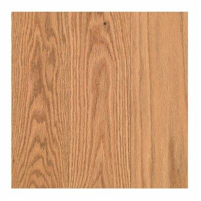 Randhurst SWF 5 Solid Oak Hardwood Flooring in Red Natural