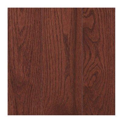 Brandon Dune 5 Solid Oak Hardwood Flooring in Cherry