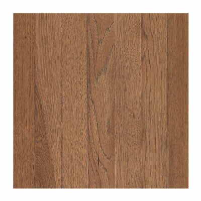 Brandon Dune 2-1/4 Solid Hickory Hardwood Flooring in Suede