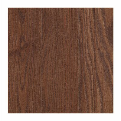 Solandra 5 Solid Oak Hardwood Flooring in Gingersnap