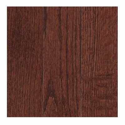 Walbrooke 2-1/4 Solid Oak Hardwood Flooring in Cherry
