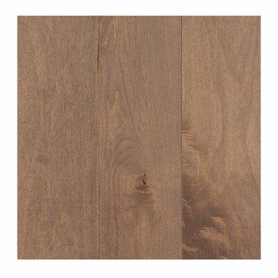 Travatta 5 Solid Oak Maple Hardwood Flooring in Smokestack