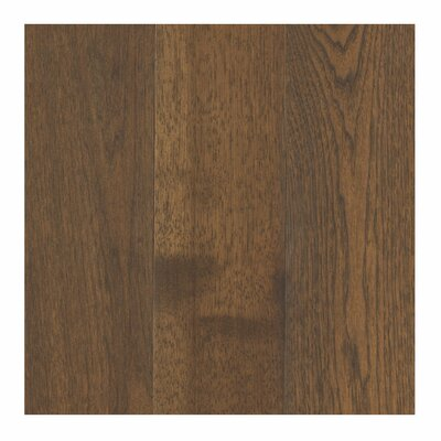 Travatta 5 Solid Oak Hickory Hardwood Flooring in Timber Beam