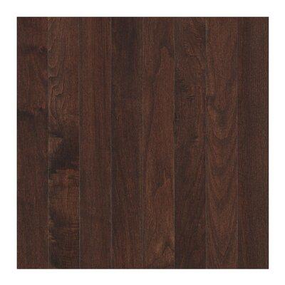Randhurst Map SWF 2-1/4 Solid Oak Maple Hardwood Flooring in Bourbon